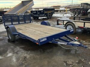 2016 Diamond C 33UVT-77 Utility Trailer