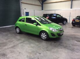 2013 Vauxhall corsa 1.2cc 1 owner low miles pristine very rare!! Guaranteed cheapest in country