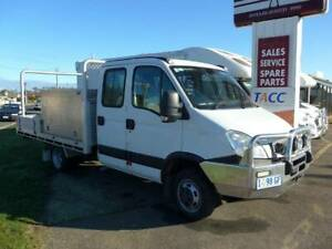 2010 Iveco Daily 50C18 Perth Northern Midlands Preview