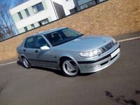 SAAB 9-5 95 2.0 SE TURBO MANUAL SALOON, LOW MILES, IMMACULATE CONDITION!! LONG MOT