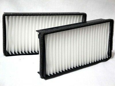 For 2001 Venture 2005 Montana Terraza 2 pcs in one Package Cabin Air Filters for sale  USA