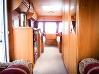 (Ref: 762) Swift Challenger 490/SE 5 Berth **Most Popular Family Layout**