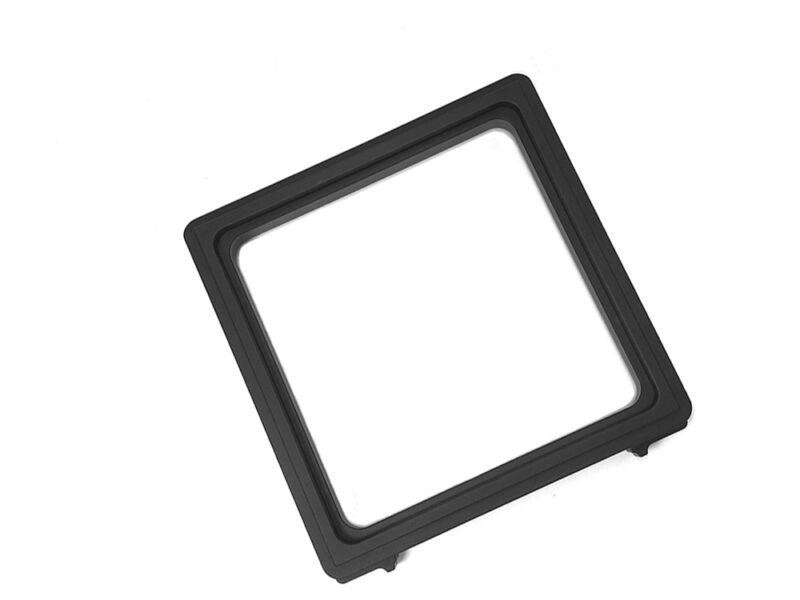 Luland Produced DEARDORFF  6in  153mm  to SINAR Shutter Adapter Plate lens board