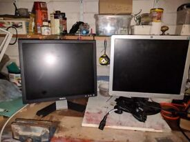Flatscreen PC monitors