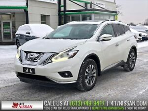 2015 Nissan Murano SV AWD |  Navi, Pano Moonroof, Htd Front Seat