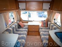 (Ref: 759) Bailey Ranger 550 6 Berth **Fixed Bunk** Only One Careful Owner