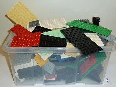 LEGO® 30 Platten Bauplatten Konvolut verschiedene Farben und Größen kg Plates online kaufen