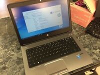 "HP ProBook 14"" inch Quad Core i5 3.3GHz, 12GB Ram, 500GB, HDMI, DvdRW, Win10 Pro, warranty 640"