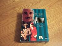 DVD Agatha Christie's POIROT The complete collection