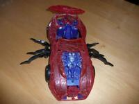 For Sale...Spiderman action vehicle for figures