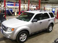 2009 Ford Escape XLT 4WD 3.0 litre V6 Engine has 12000 kms