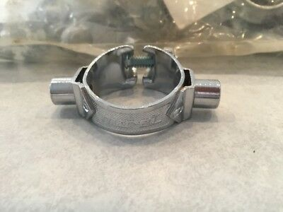 free shipping! Vintage NOS Huret Down Tube Shifter Clamp 10 Speed Double