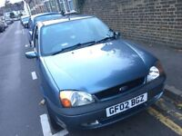 Ford Fiesta freestyle 2002