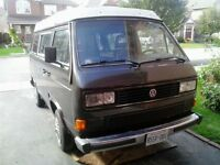 1986 Volkswagen,Vanagon/Westfalia. Service manual, (USED)