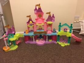 Vtech toot toot friends enchanted palace