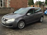 VOLKSWAGEN GOLF GT TDI (grey) 2007
