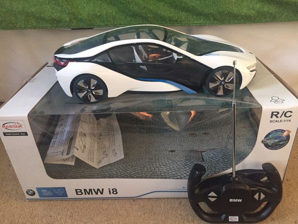 Remote control BMW