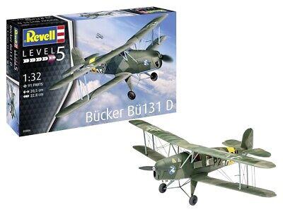 RV03886 Revell Kit 1:32 B cker B -131 Jungmann