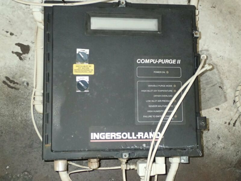 Ingersoll Rand Compressed Air Dryer Controller COMPU-PURGE II / HRD60-CFRSP