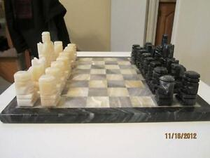 Onyx Chess set West Island Greater Montréal image 3