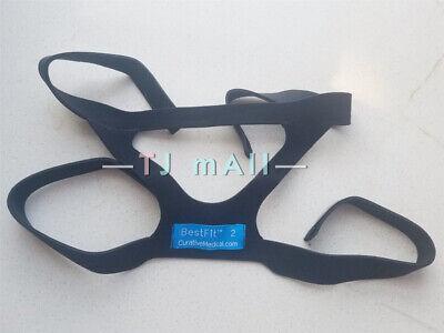 Vier-Eck-Stirnband-Riemen Gurt geeignet für Atemschutzmaske Nasenmaske