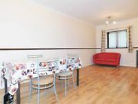 spacious 1 bedroom flat with allocated parking.