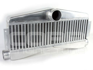 TWIN TURBO INTERCOOLER 2 IN 1OUT FMIC FRONT MOUNT RACING 800HP FOR NISSAN 300ZX