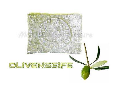 Alepposeife 80% reines Olivenöl 20% reines Lorbeeröl 180 Gramm Neu Handseife ÖL - Seife Reines Olivenöl