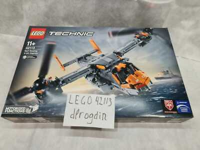 Rare LEGO 42113 Osprey V-22. Condition is Brand New and sealed. Ready to ship!