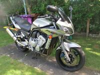 Yamaha Fazer 1000 06 Plate