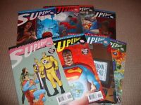 SUPERMAN- ISSUES 2 AND 6- 12