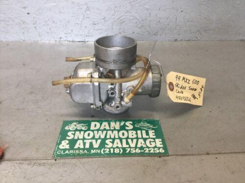 Carburetor # 403138521 Ski-doo 1999 MXZ 500 Snowmobile