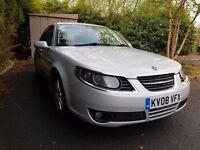 Saab 9-5, 2008, 1.9 Did, Mot 04/2018, 1200 £