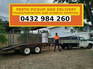 FROM $50 - MAN WITH UTE AND TRAILER - ALL AREAS