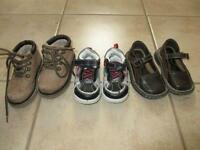 Boys size 6/7 shoes- $5 for 3 pairs