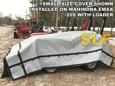 Small Outdoor Sub Compact Tractor Cover Usa Made Kubota New Holland Massey Bx