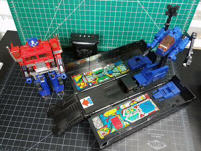 Transformers Vintage G2 Optimus Prime Black Trailer Hasbro 1993 for sale  Orlando