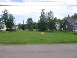 Building lots for sale in St Antoine NB  (20 min from Moncton )