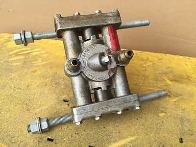 Tr Hydraulic Piston Pump
