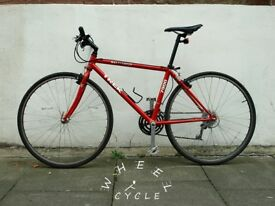 "Trek multitrack 7900, small 17"" Bicycle. Vintage, retro 90's. Rides like a dream*********"