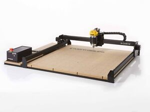 Brand New X-Carve CNC kit with laser cutter add-on Chippendale Inner Sydney Preview