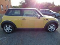 **STUNNING** 2008 MINI COOPER D 1.6 DIESEL 3 DOOR HATCH 6 SPEED MANUAL