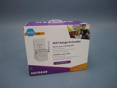 Netgear WN3000RP-100NAS Universal WiFi Range Extender For Wireless Network