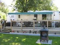 Golden falcon Park Model Trailer for Sale on Moira Lake in Madoc