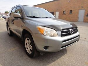 2008 Toyota RAV4 4CYL,AWD,VERY CLEAN