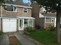 Fantastic 3 bedroom Terrace within Honiton Court, Kingston Park, Gosforth.