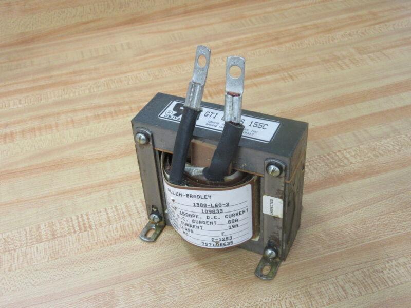 Allen Bradley 109833 Transformer 1388-L60-2