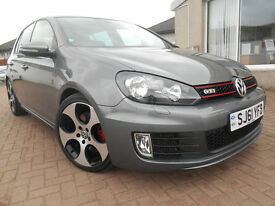 VOLKSWAGEN GOLF GTI (grey) 2011