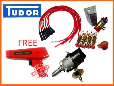 Land Rover  1953 -76 Electronic Ignition Distributor  Kit/FREE Timing Light