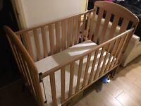 Mamas & Papas Crib Cot for sale